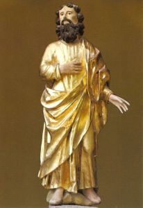 Statue St Joseph apparition