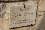 Source de saint Joseph - Cotignac