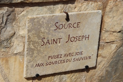 Source de saint Joseph - Cotignac